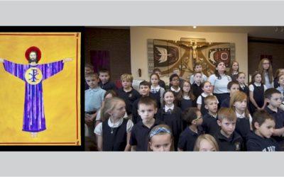 Video: JPII Choir presents 'Totus Tuus'
