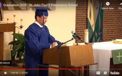 Graduation 2020 Livestream