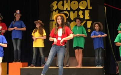 """May 4th and 5th: """"School House Rock, Junior"""" performance"""