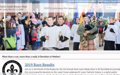 October 13th: King to Queen Rosary Run